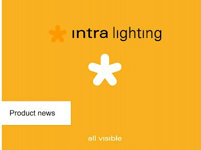 Intra Lighting - New products and Adjustments